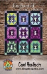 Enchanted Quilt Pattern by Carl Hentsch 3 Dog Design Co
