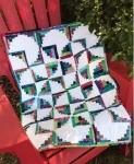 Cut Loose Press - Little Runaway Pinwheels Quilt Pattern