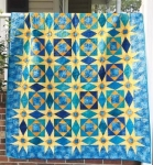 Cut Loose Press - Starry Night Storm At Sea Quilt Pattern