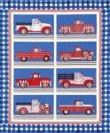 Clearance - Trucks by Amy Bradley Designs