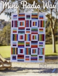 Jaybird Quilts: Mini Radio Way Pattern