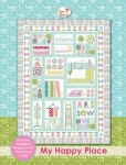 My Happy Place Pattern by Cherry Blossoms Quilting Studio