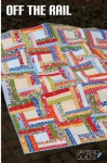 Jaybird Quilts: Off The Rail