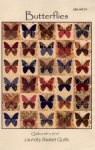 Laundry Basket Quilt Patterns: Butterflies by Edyta Sitar