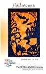 Halloween Pattern by Nancy Lee Chong
