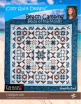 Beach Camping BOM Quilt Pattern by Cozy Quilt Designs