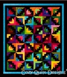 Cozy Quilt Designs: Butterfly Blooms