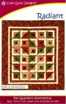 Radiant by Cozy Quilt Designs