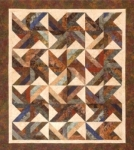 Cozy Quilt Designs: Tradewinds