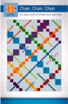 Chain, Chain, Chain Quilt Pattern by Hunter