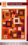 Fourteen Squared Quilt Pattern by Hunter
