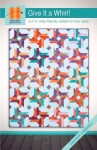Give It a Whirl! Quilt Pattern by Hunter