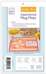 Quilty Fun - Inspirational Mug Mats by June Tailor Inc