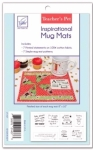 Teachers Pet - Inspirational Mug Mats by June Tailor Inc