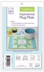 Uplifting - Inspirational Mug Mats by June Tailor Inc