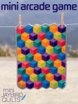 Jaybird Quilts: Mini Arcade Game Quilt Pattern