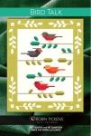 Bird Talk Quilt Pattern by Robin Pickens