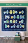 The Collector Quilt Pattern by Robin Pickens
