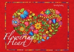 Flowering Heart Pattern by Karen Kay Buckley