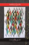 Harlequin Quilt Pattern by Robin Pickens