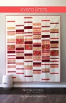 Kyoto Steps Quilt Pattern by Robin Pickens