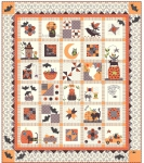 Spooky Halloween by Bunny Hill Designs