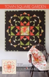 Town Square Garden Quilt Pattern by Robin Pickens