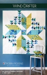 Wind Drifter Quilt Pattern by Robin Pickens