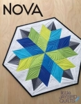 Jaybird Quilts: Nova Table Topper Pattern