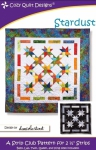 Stardust Quilt Pattern by Cozy Quilt Designs