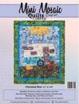 Mini Mosaic - Camper Quilt Pattern