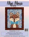 Mini Mosaic - Foxster Quilt Pattern