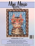 Mini Mosaic - Hipster Kitty Quilt Pattern