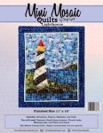Mini Mosaic - Lighthouse Quilt Pattern