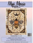 Mini Mosaic - Queen Bee Quilt Pattern