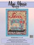 Mini Mosaic - Sew! Quilt Pattern