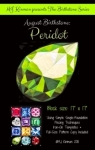 August Birthstone Peridot - Birthstone Series