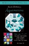 March Birthstone Aquamarine - Birthstone Series