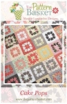 Cake Pops Quilt Pattern by The Pattern Basket