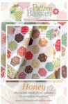 Honey Quilt Pattern by The Pattern Basket