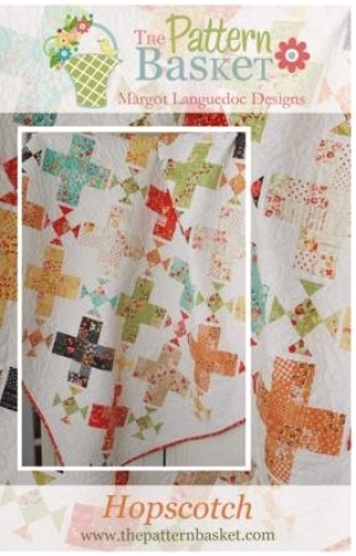 Hopscotch Quilt Pattern By The Pattern Basket 704907267343 Quilt