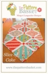 Slice of Cake Table Runner Pattern by The Pattern Basket