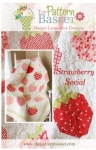 Strawberry Social Quilt Pattern by The Pattern Basket