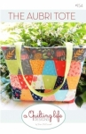 Aubri Tote Pattern by A Quilting Life Designs
