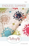 Endless Summer Quilt Pattern by A Quilting Life Designs