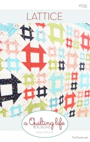 Lattice Quilt Pattern By A Quilting Life Designs 652811929058