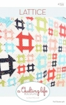 Lattice Quilt Pattern by A Quilting Life Designs
