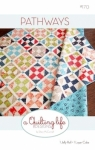 Pathways Quilt Pattern by A Quilting Life Designs