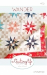 Wander Quilt Pattern by A Quilting Life Designs