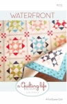 Waterfront Quilt Pattern by A Quilting Life Designs